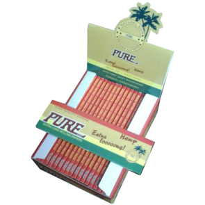 "Ready to Ship : PURE Extra Long 6"" Rolling Papers"