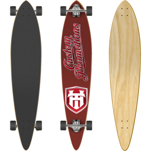 Customized Longboards